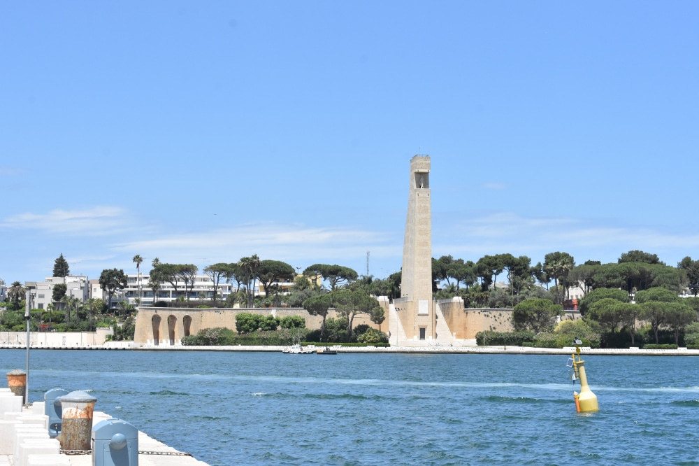 Brindisi Monument to the Sailors of Italy