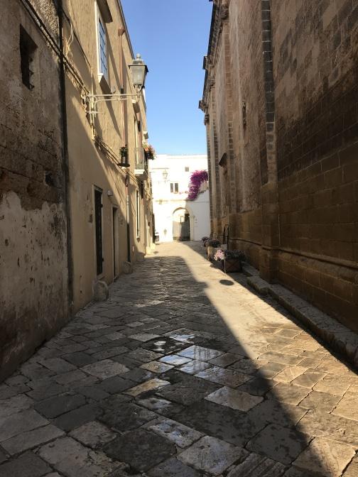 Leverano Alleyway