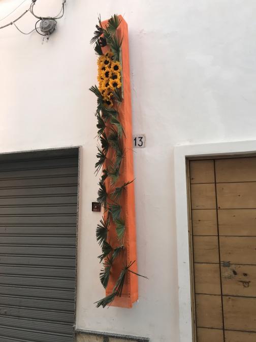 Decor Placed Around Leverano