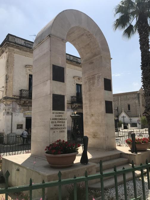 Leverano War Memorial