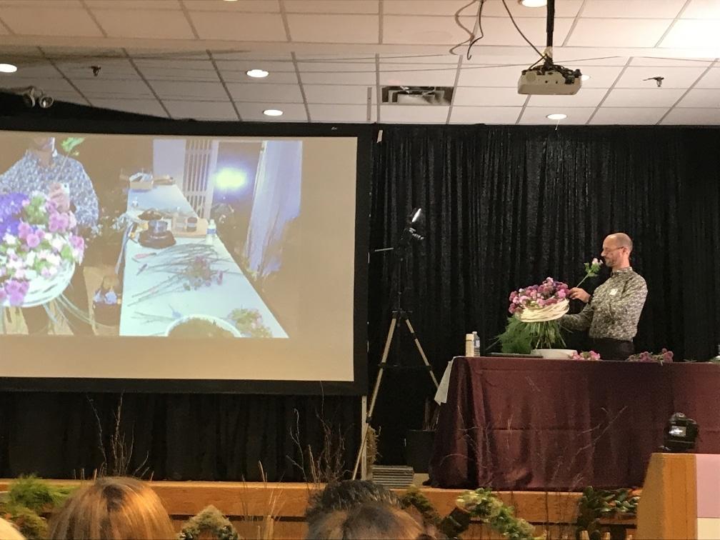 David Ragg Presenting