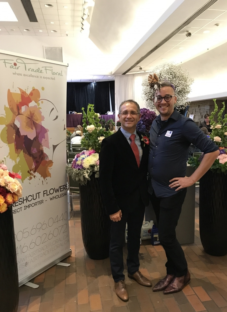 Caught Up With Afshin Of Fair Trade Floral